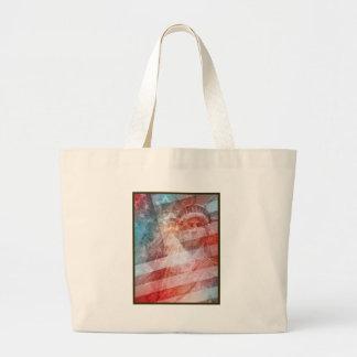 Give Me Liberty Tote Bags