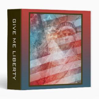 Give Me Liberty Binder