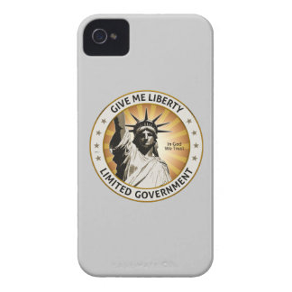 Give Me Liberty iPhone 4 Covers