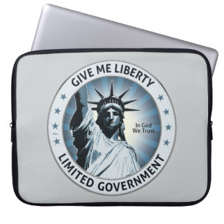 Give Me Liberty Computer Sleeve