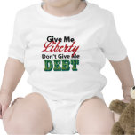 Give Me Liberty Don't Give Me Debt T Shirt