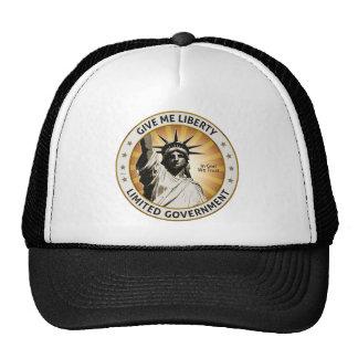 Give Me Liberty Trucker Hats