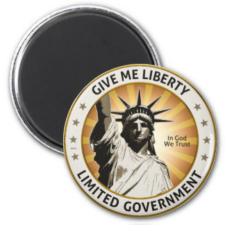 Give Me Liberty Magnet