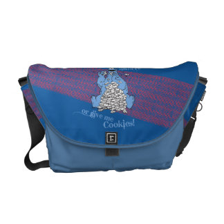 Give Me Liberty or Give Me Cookies! Messenger Bags