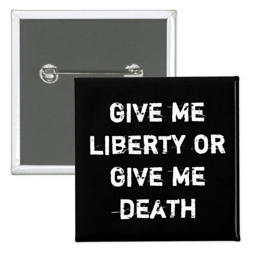 give me liberty or give me death rhetorical Match rhetorical device with examples from patrick henry's speech learn with flashcards, games, and more — for free.