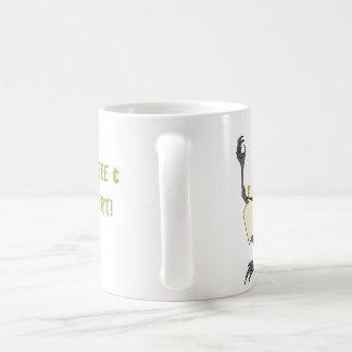 """Give Me My Coffee"" Zombie Tooth® Mug"