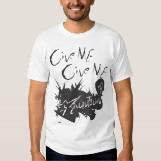 GIve Me Revolution Tshirts