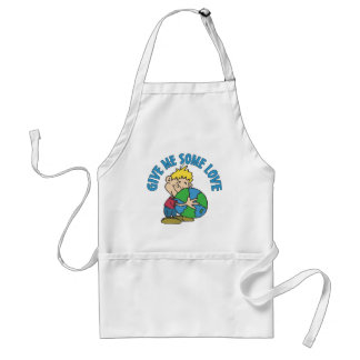 Give Me Some Love Adult Apron
