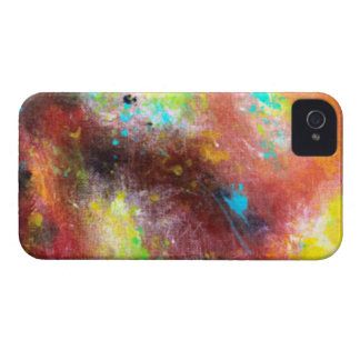 Give Me Some Space Abstract Art iPhone 4 Case-Mate Case