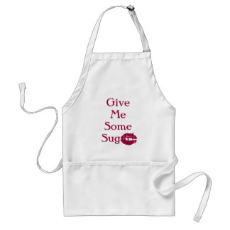 Give Me Some Sugar! Adult Apron