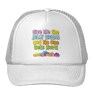 Give me the Jelly Beans Trucker Hat