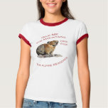 Give Me The Mountains...Pika T-Shirt