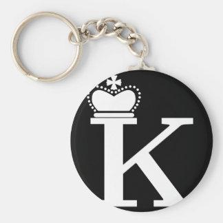 GIVE ME to K logo Keychain