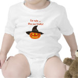 Give me treats! Cute Halloween shirt with pumpkin