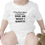 Give Me What I Want!!!! Creeper