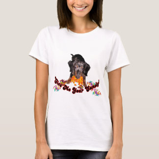 Give Me Your Candy Dachshund and Candy T-Shirt