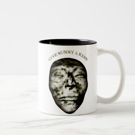 Give Mummy A Kiss Mug