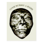 Give Mummy A Kiss Postcard