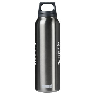 Give My Life Second Amednment Thermos Bottle