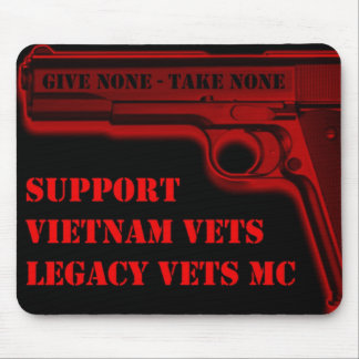 Give None Take None Diamond VNV/LV MC Mouse Pad