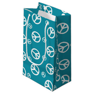 Give Peace a Chance 1 Small Gift Bag