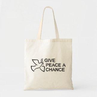 Give Peace a Chance Bags