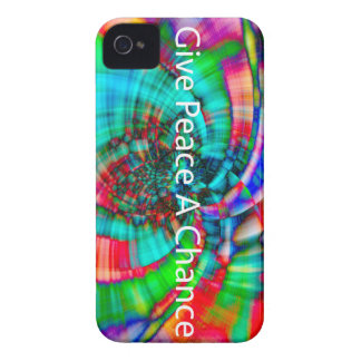 Give Peace a Chance iPhone 4 Case-Mate Case