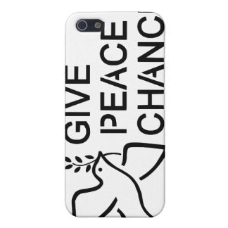 Give Peace a Chance Cover For iPhone 5/5S