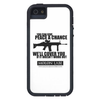 Give Peace A Chance iPhone Cover