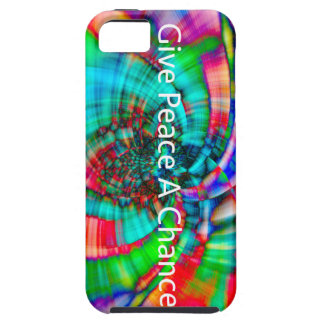 Give Peace a Chance iPhone SE/5/5s Case
