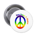 Give Peace a Chance! Pins