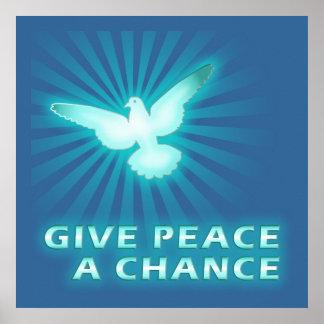 Give Peace a Chance Print