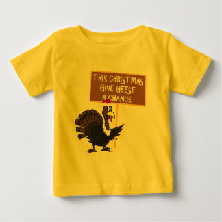Give peace a chance spoof baby T-Shirt