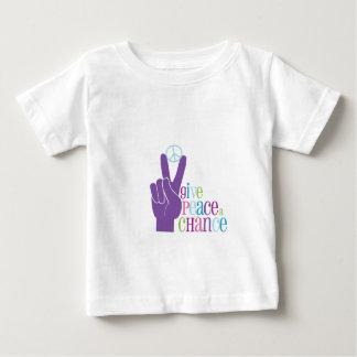 Give Peace A Chance T-shirts