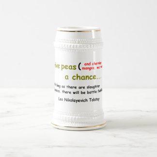 Give Peas a Chance Stein