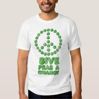 Give Peas A Chance (vintage) Tee Shirts