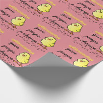 Give Peeps a Chance Wrapping Paper