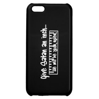 Give Satan an Inch… iPhone 5C Covers
