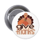 Give Thanks Button