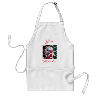 Give Thanks-Cooking Apron
