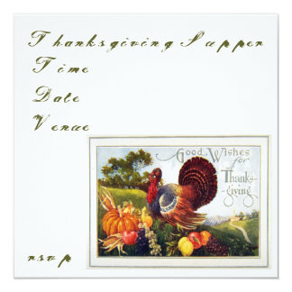 Give Thanks for Thanksgiving Card