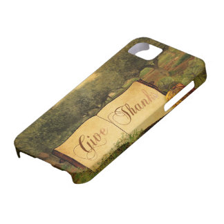 Give Thanks for Thanksgiving iPhone 5 Cases