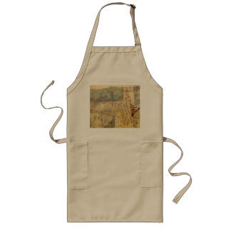 Give Thanks for Thanksgiving Long Apron