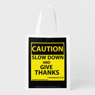 Give Thanks Market Totes