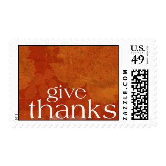 give thanks postage