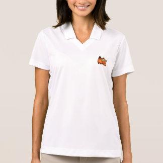 Give Thanks Pumpkin Polo T-shirt