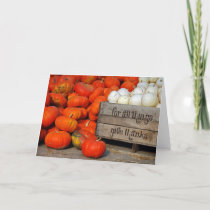 give thanks-pumpkins thank you card