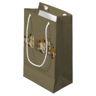 Give Thanks Small Gift Bag