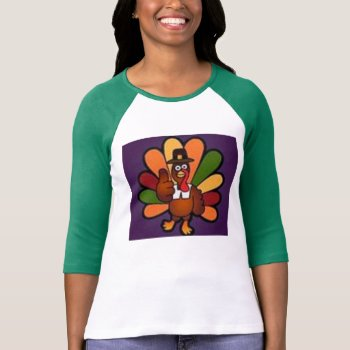 Give Thanks Tee Shirt by CREATIVEHOLIDAY at Zazzle