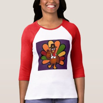 Give Thanks Tee Shirt by creativeconceptss at Zazzle